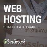 Web hosting. Crafted with care - SiteGround.